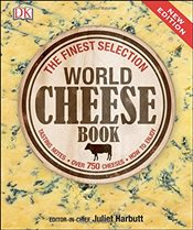 World Cheese Book - Harbutt, Juliet