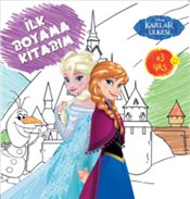 Pandora Disney Karlar ülkesi Anna Iş Başında çıkartmalı Eğlence