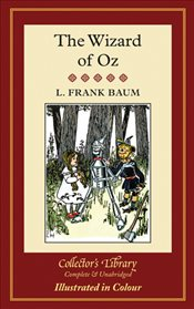 Wizard of Oz : Full Colour - Baum, L. Frank