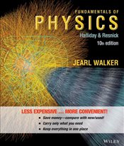 Fundamentals of Physics 10e - Halliday, David