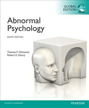 Abnormal Psychology 8e - Oltmanns, Thomas F.
