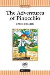 Adventures of Pinocchio - Stage 2 Books - Collodi, Carlo