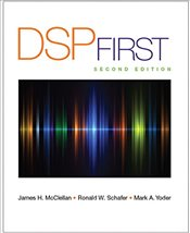 DSP First - McClellan, James H.