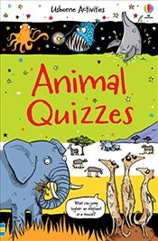 Animal Quizzes - Tudhope, Simon