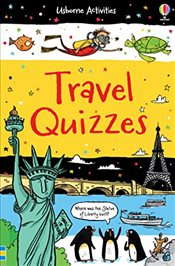 Travel Quizzes - Tudhope, Simon