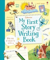 My First Story Writing Book - Daynes, Katie