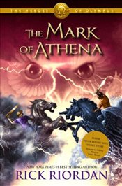 Mark of Athena : Heroes of Olympus - Riordan, Rick