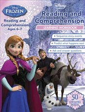 Frozen : Reading and Comprehension : Ages 6-7 - Disney Book Group