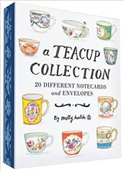 Teacup Collection Notes (Stationery) - Hatch, Molly