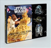 Wookiee Pies, Clone Scones, and Other Galactic Goodies (Star Wars Cookbook) - Starr, Lara