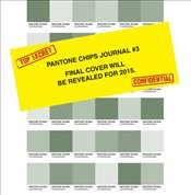 Pantone Chips Journal #3 - LLC, Pantone