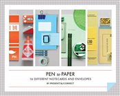 Pen to Paper Notecards (Stationery) - Correct, Present &