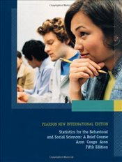 Statistics for The Behavioral and Social Sciences: A Brief Course - Aron, Arthur
