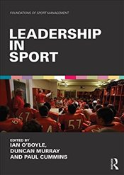 Leadership in Sport   - Oboyle, Ian