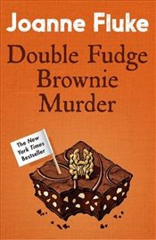 Double Fudge Brownie Murder   - Fluke, Joanne