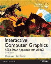 Interactive Computer Graphics 7e PGE : A Top-Down Approach with WebGL - ANGEL, EDWARD