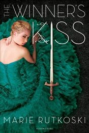 Winners Kiss (The Winners Trilogy) - Rutkoski, Marie