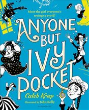 Anyone But Ivy Pocket - Krisp, Caleb