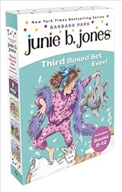 Junie B. Jones Third Boxed Set Ever!: 9-12 - Park, Barbara