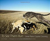 To See Them Run : Great Plains Coyote Coursing - Eliason, Eric A.