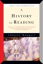 History of Reading - Manguel, Alberto