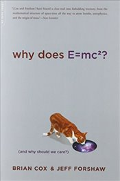 Why Does E=mc2? : And Why Should We Care? - Cox, Brian