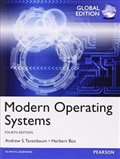 Modern Operating Systems 4e : Global Edition - TANENBAUM, ANDREW S.
