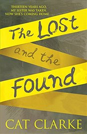 Lost and the Found - Clarke, Cat