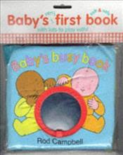 BABYS BUSY BOOK - Campbell, Rod