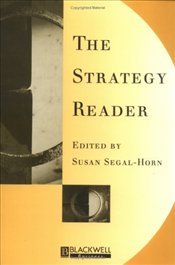 Strategy Reader - SEGAL-HORN, SUSAN