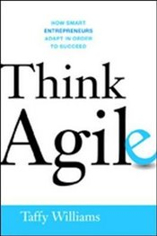 Think Agile: How Smart Entrepreneurs Adapt in Order to Succeed - Williams,