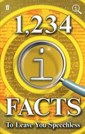 1,234 QI Facts to Leave You Speechless - Lloyd, John