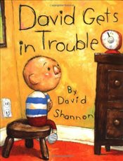 David Gets in Trouble - Shannon, David
