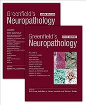 Greenfields Neuropathology : Two Volume Set - Love, Seth