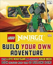 LEGO® Ninjago Build Your Own Adventure -