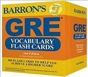 GRE Vocabulary Flash Cards 2e - Weiner-Green, Sharon