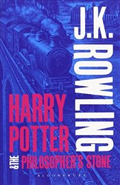 Harry Potter and the Philosophers Stone - 1 (Adult) - Rowling, J. K.