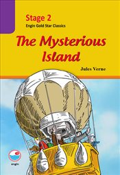 The Mysterious Island :  Stage 2  - Verne, Jules