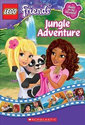 Jungle Adventure : Lego Friends - Hapka, Cathy
