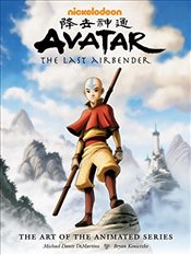 Avatar : The Last Airbender - The Art of the Animated Series - DiMartino, Michael Dante