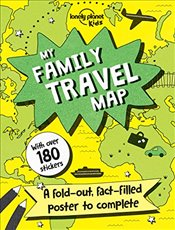 My Family Travel Map -LP- -