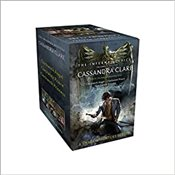 Infernal Devices Boxed Set : Clockwork Angel, Clockwork Prince, Clockwork Princess - Clare, Cassandra