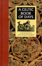 CELTIC BOOK OF DAYS - COSTLEY, SARAH