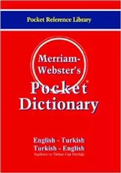 Merriam Websters Pocket Dictionary : English – Turkish  - RENKLİYILDIRIM, ÖNDER