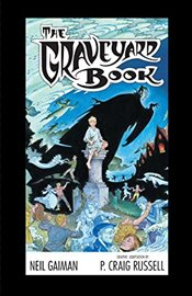 Graveyard Book Graphic Novel Single Volume Special Limited Edition - Gaiman, Neil