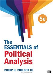 Essentials of Political Analysis 5e - Pollock, Philip H. H.