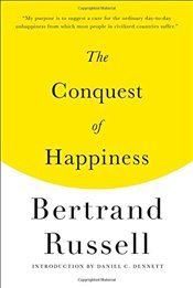 Conquest of Happiness - Russell, Bertrand