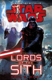 Star Wars : Lords of the Sith - Kemp, Paul S.