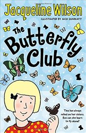 Butterfly Club - Wilson, Jacqueline