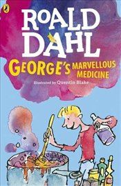 Georges Marvellous Medicine (Dahl Fiction) - Dahl, Roald